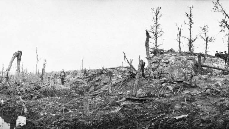 WWI's Battle of Messines: How Allies Used Massive Explosives and Tunneling to Win