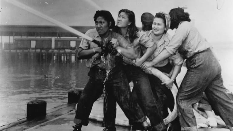 The Asian American Women Who Fought to Make Their Mark in WWII