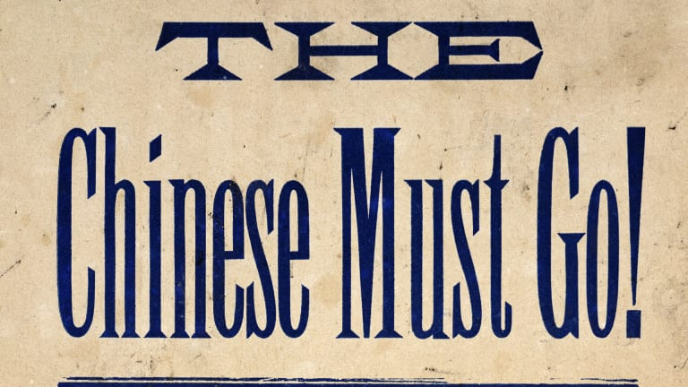 When West Coast Cities Tried to Drive Out Their Chinatowns
