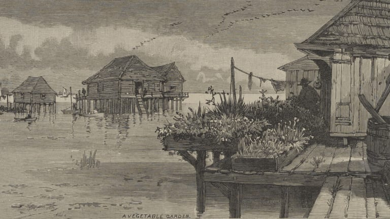 The First Asian American Settlement Was Established by Filipino Fishermen