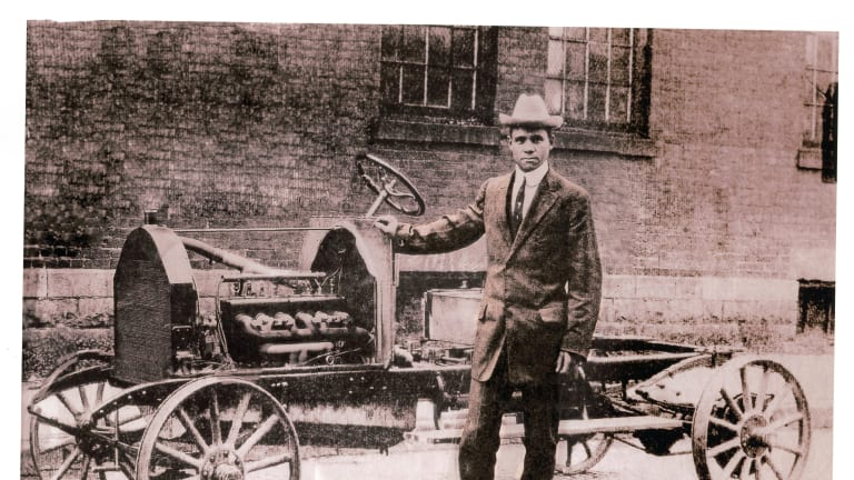 One of the Earliest US Car Companies Was Founded by a Formerly Enslaved Man