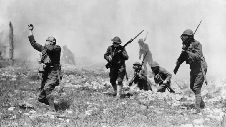 How the Shocking Use of Gas in World War I Led Nations to Ban It