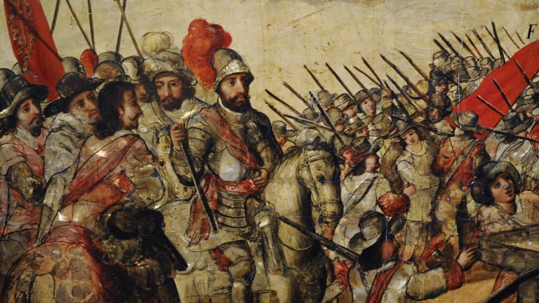 How Hernán Cortés Conquered the Aztec Empire