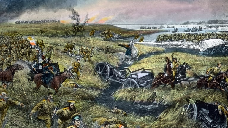 How the 1914 Battle of Tannenberg Emboldened German Forces at the Start of WWI