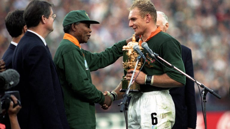 How Nelson Mandela Used Rugby as a Symbol of South African Unity