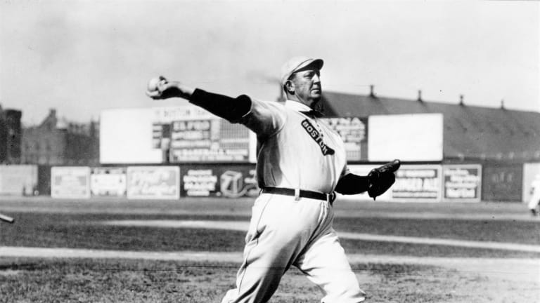 How Pitcher Cy Young Achieved an 'Awe-inspiring' Record For MLB Wins