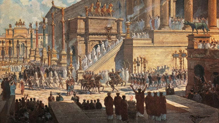 How Ancient Rome Thrived During Pax Romana
