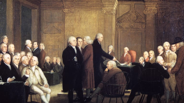 What Did the Three Continental Congresses Do?