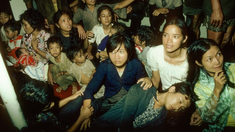 How the End of the Vietnam War Led to a Refugee Crisis