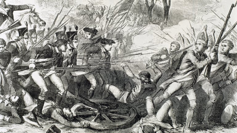 How the South Helped Win the American Revolution