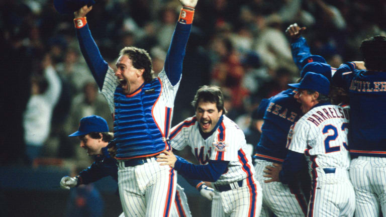 6 of the Wildest Moments from the 1986 New York Mets Championship Season