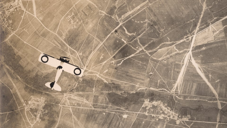 Travel the Globe to 10 Key WWI Battle Sites on Google Earth