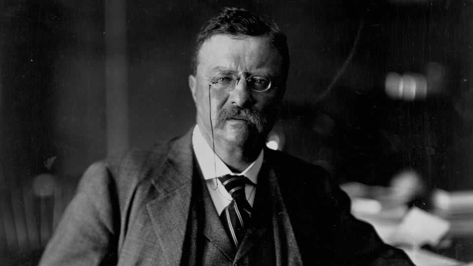 How Teddy Roosevelt's Belief in a Racial Hierarchy Shaped His Policies