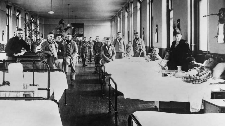 As the 1918 Flu Emerged, Cover-Up and Denial Helped It Spread