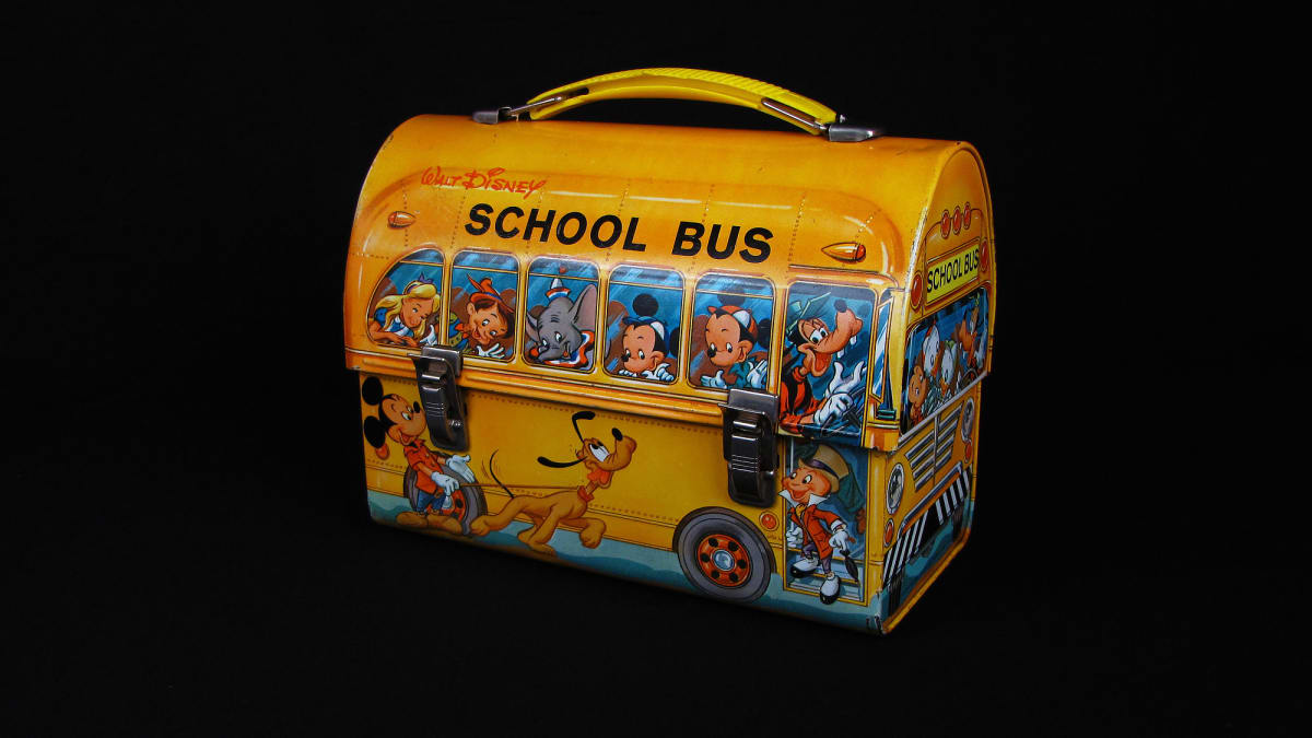 Nine Of The Most Collectible School Lunch Boxes 1935 To Now History