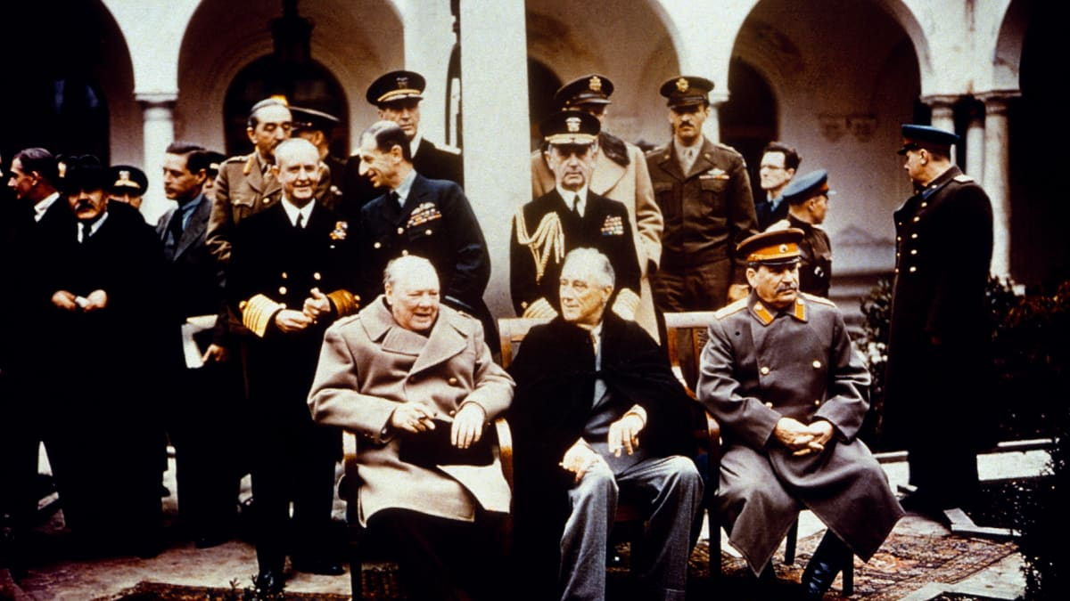 Yalta Conference - Definition, Date & WW2 - HISTORY