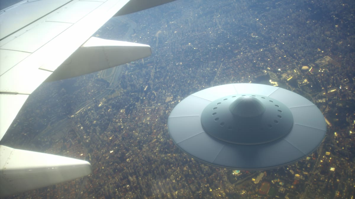 These 5 UFO Traits, Captured on Video by Navy Fighters, Defy Explanation -  HISTORY