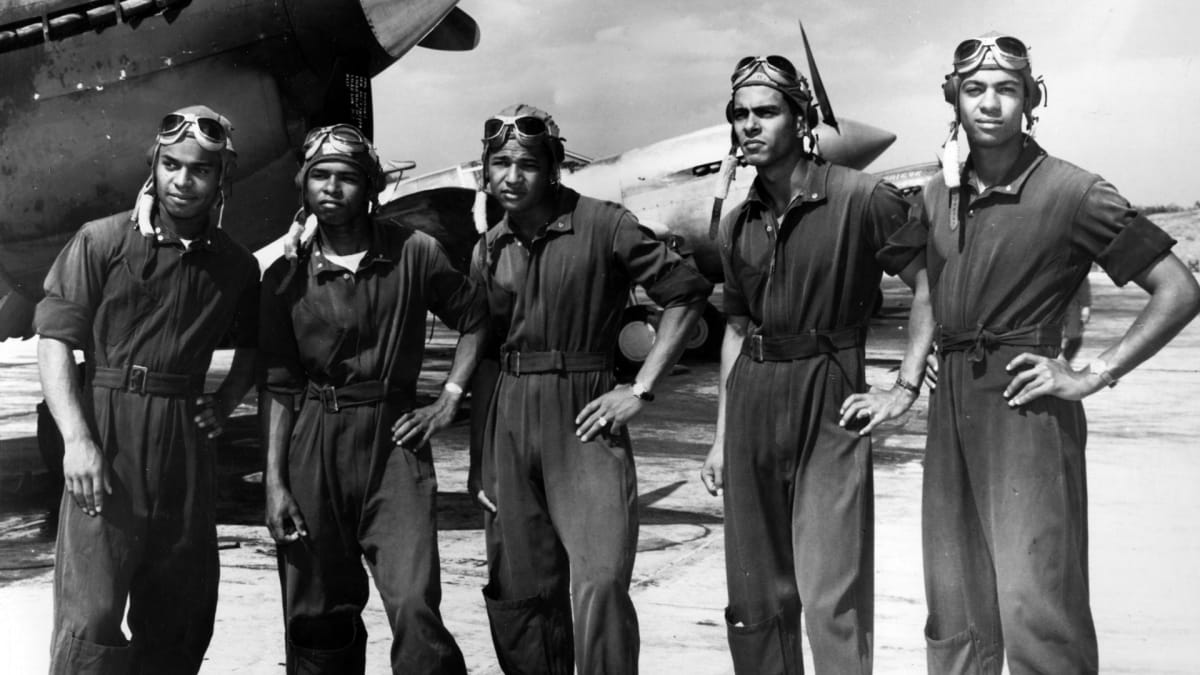 The Tuskegee Airmen: 5 Fascinating Facts - HISTORY