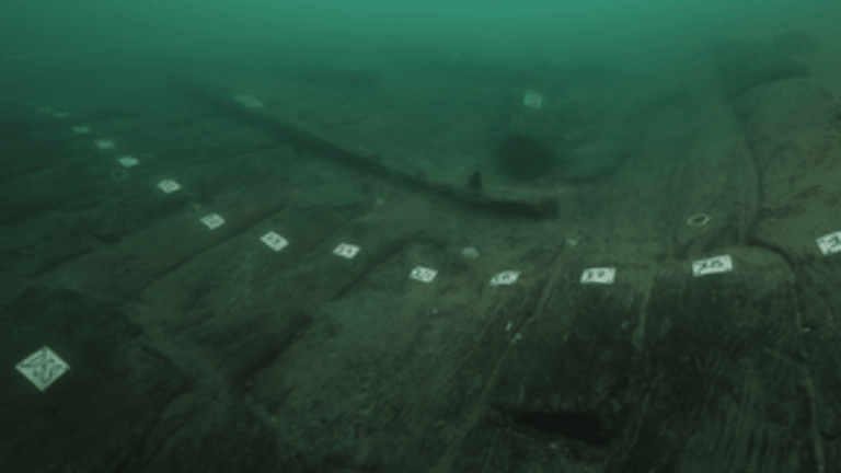 Mysterious Ships Described by Herodotus Discovered After 2,500 Years