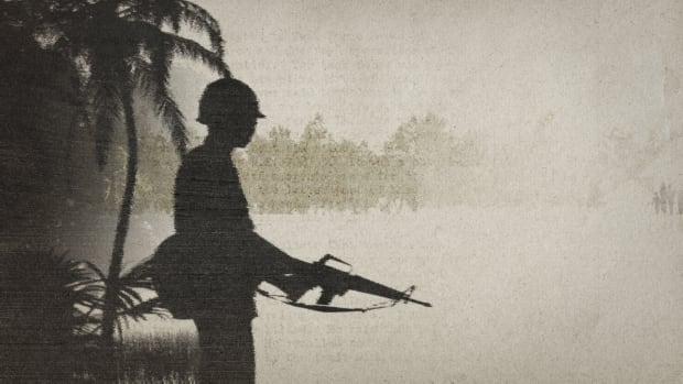 An analysis of a play written about the vietnamese masacre