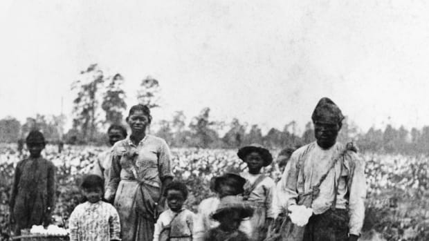 A short history of slavery in the united states of america