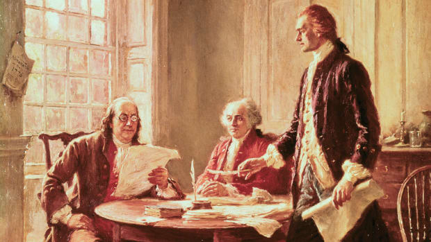 when was the declaration of independence signed