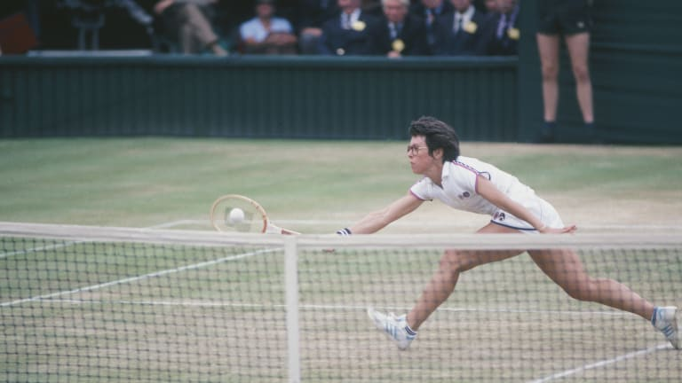 New York Historical Society | Collecting Billie Jean King
