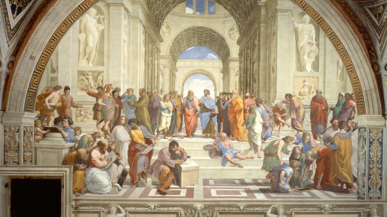 A Study in Fourth Century Life and Thought