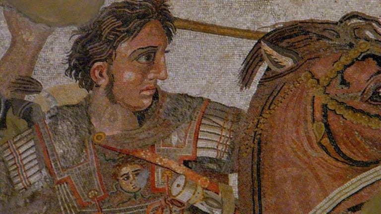 when was alexander the great born