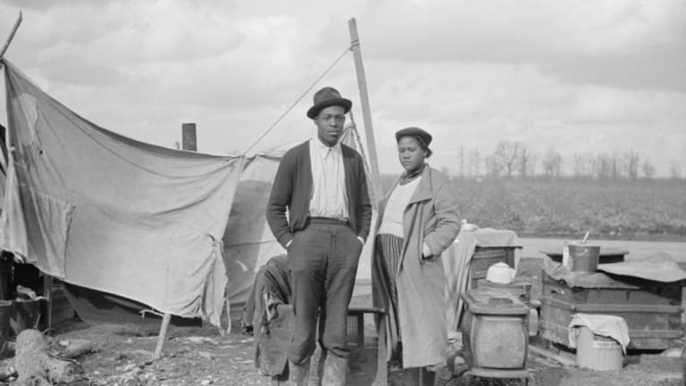 the great depression in the south 1930s
