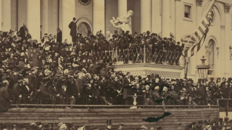 Abraham Lincolns Second Inaugural Address