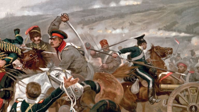 The Charge of the Light Brigade, 160 Years AgoFACT CHECK:   We strive for accuracy and fairness. But if you see something that doesn't look right, click here to contact us! HISTORY reviews and updates its content regularly to ensure it is complete and accurate.SIGN UP FOR MORE HISTORY!RELATED  CONTENT
