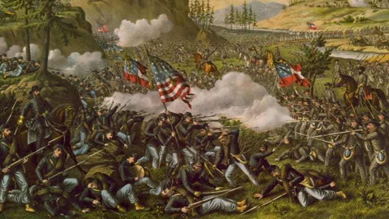 Chickamauga: And Other Civil War Stories
