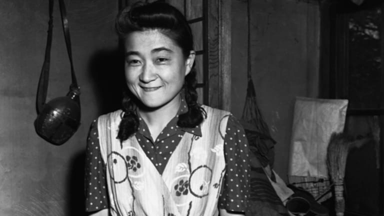 They Called Her Tokyo Rose