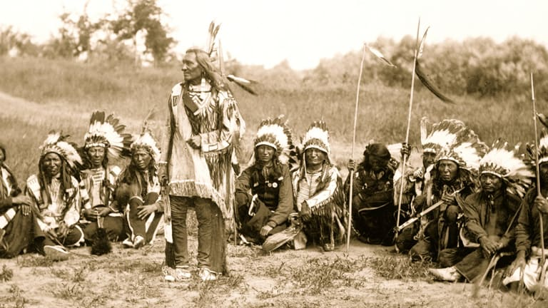 mistreatment of native american history