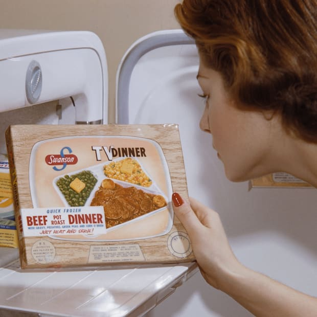 Who Invented the TV Dinner?
