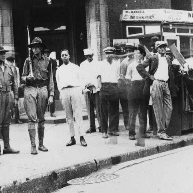 How Communists Became a Scapegoat for Red Summer 'Race Riots' of 1919