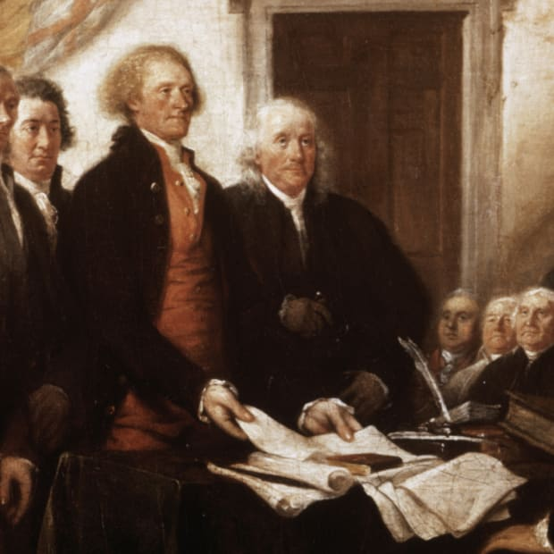 The Anti-Slavery Passage Deleted from the Declaration of Independence