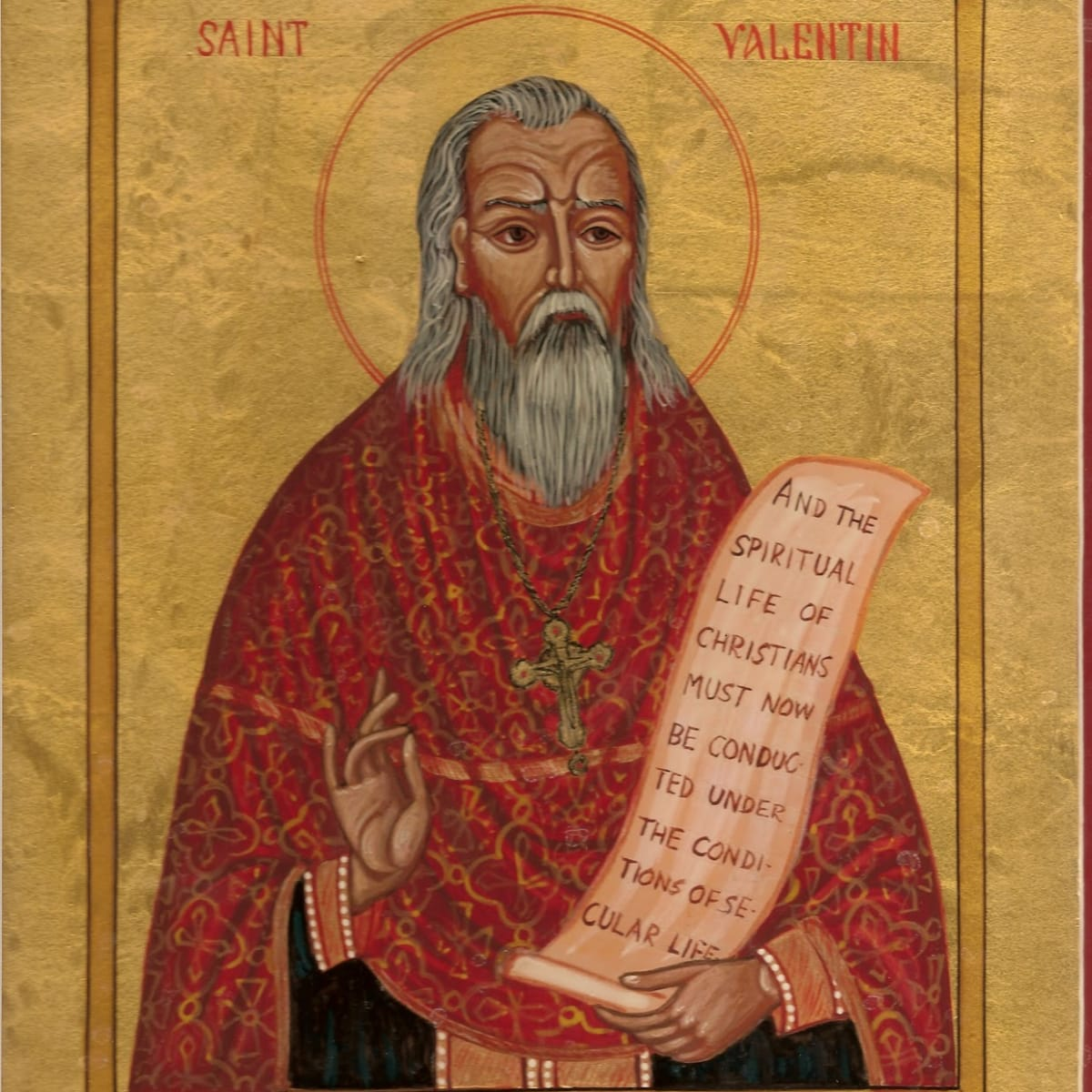 Who Was St. Valentine? - HISTORY