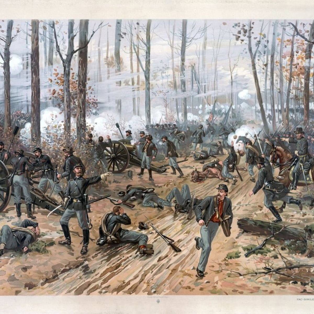 4 Things You May Not Know About The Battle Of Shiloh History