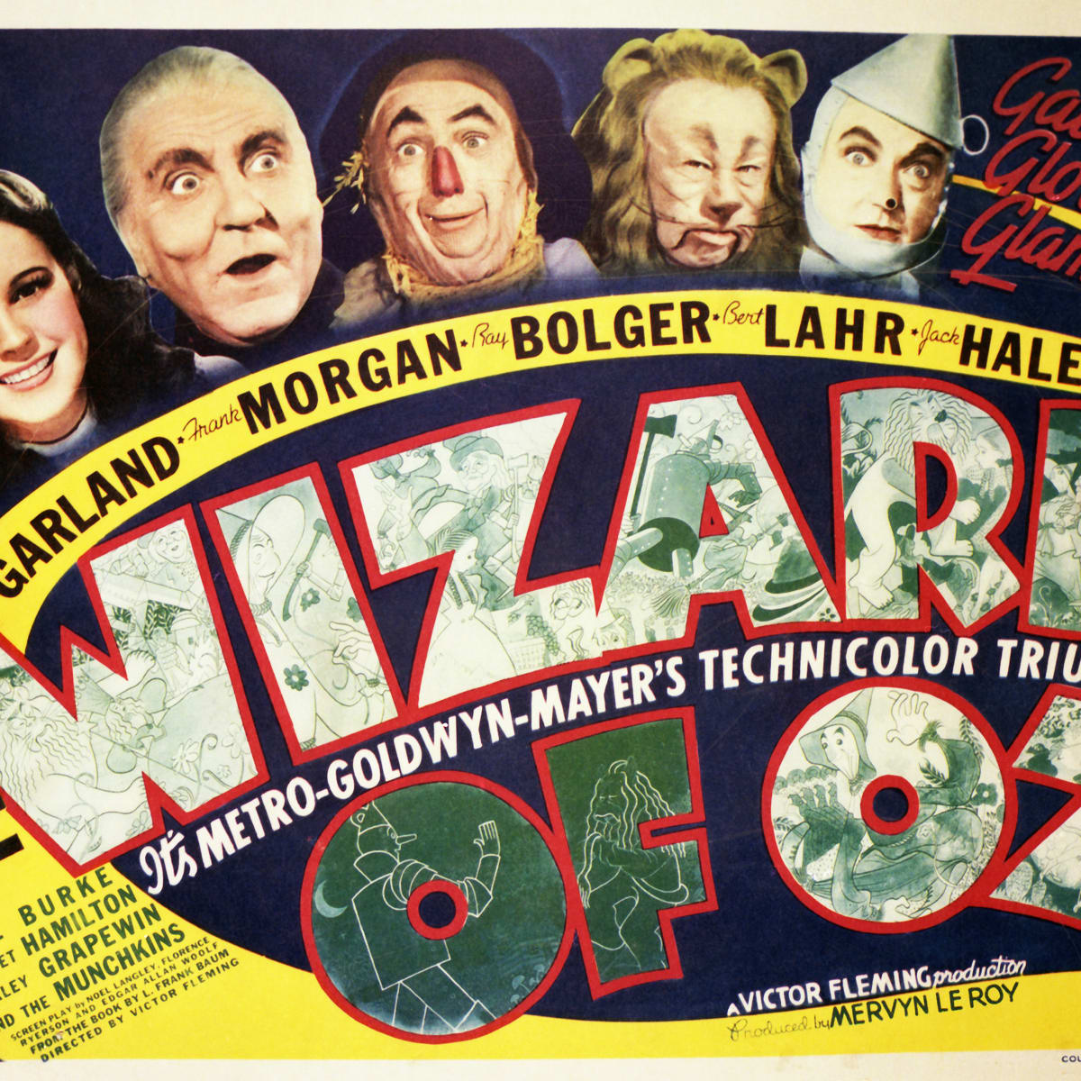 8 Things You May Not Know About The Wizard Of Oz History