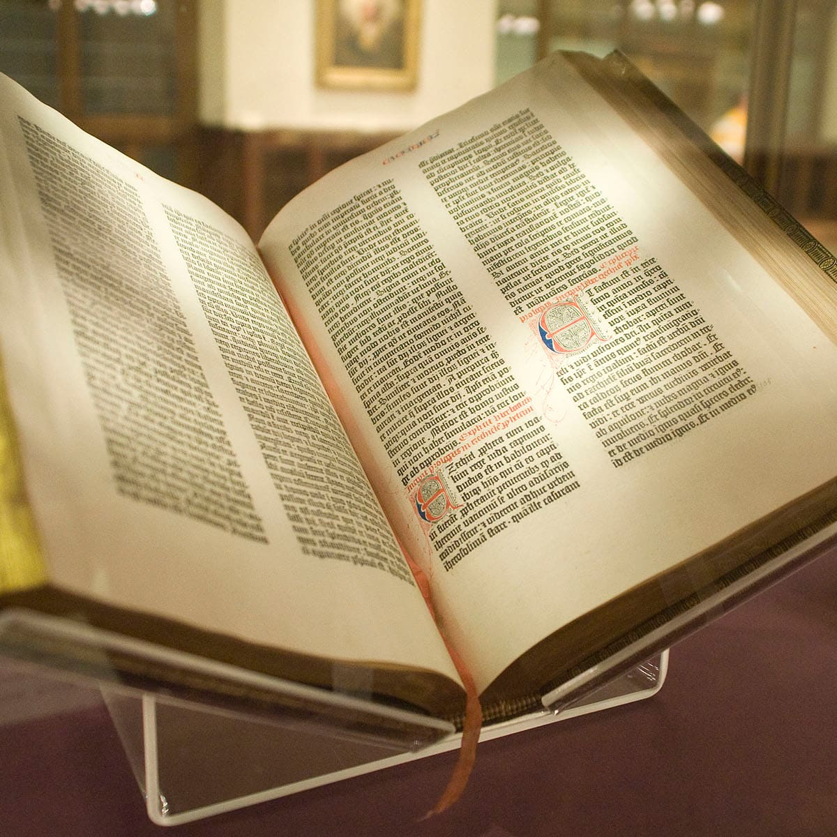 7 Things You May Not Know About The Gutenberg Bible History