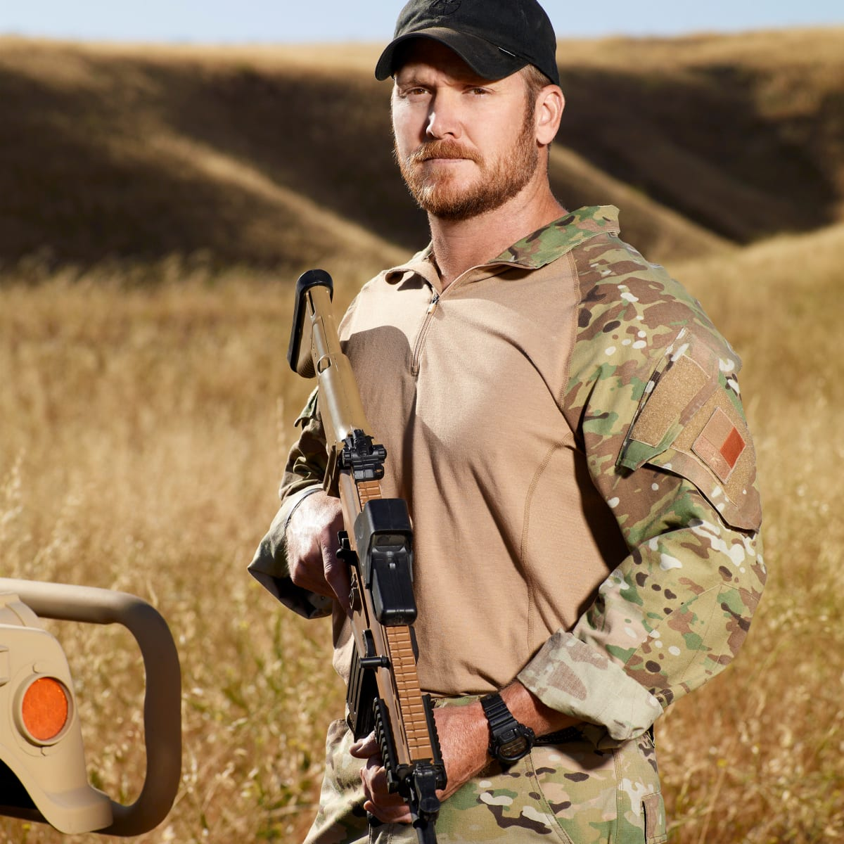 The Real Life Story Behind American Sniper History