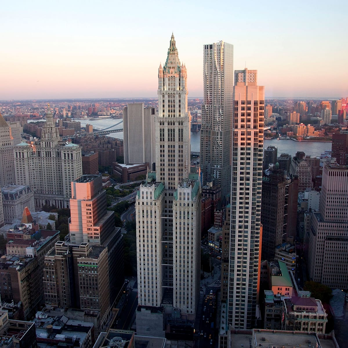 Woolworth Building History