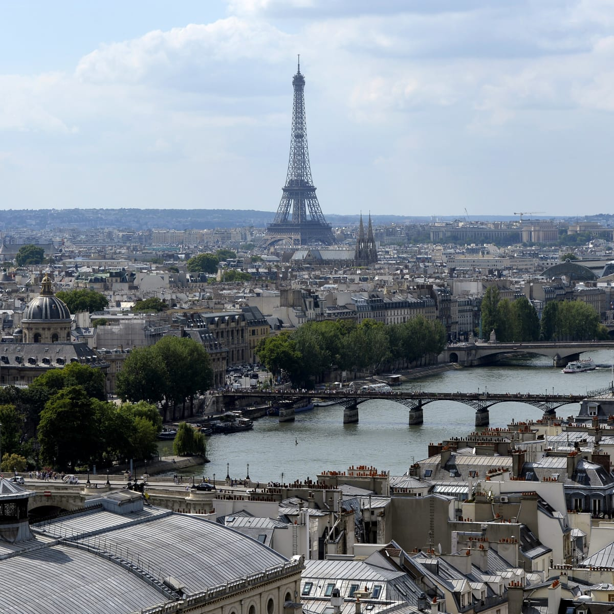 Eiffel Tower Height Timeline Facts History