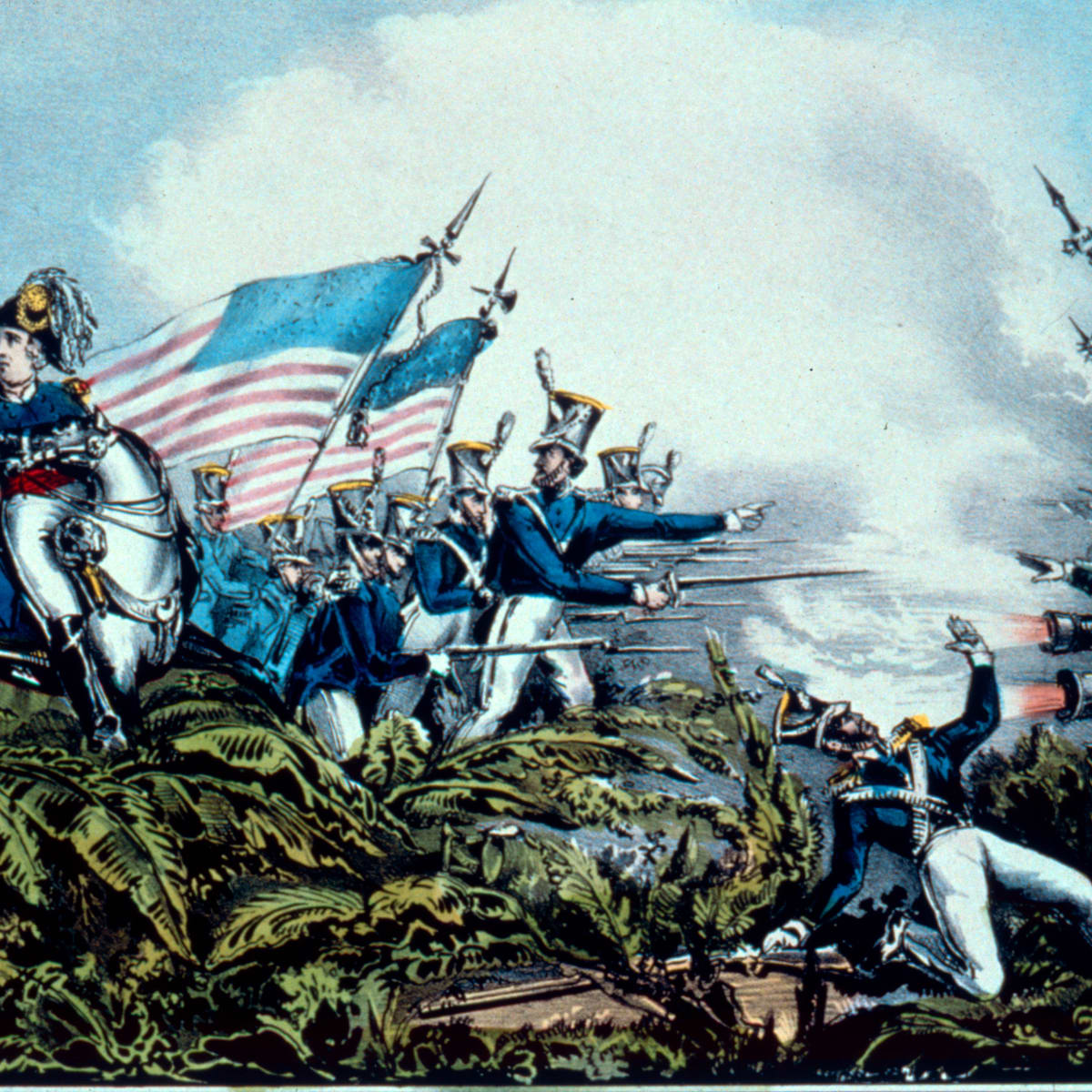 Mexican American War Causes