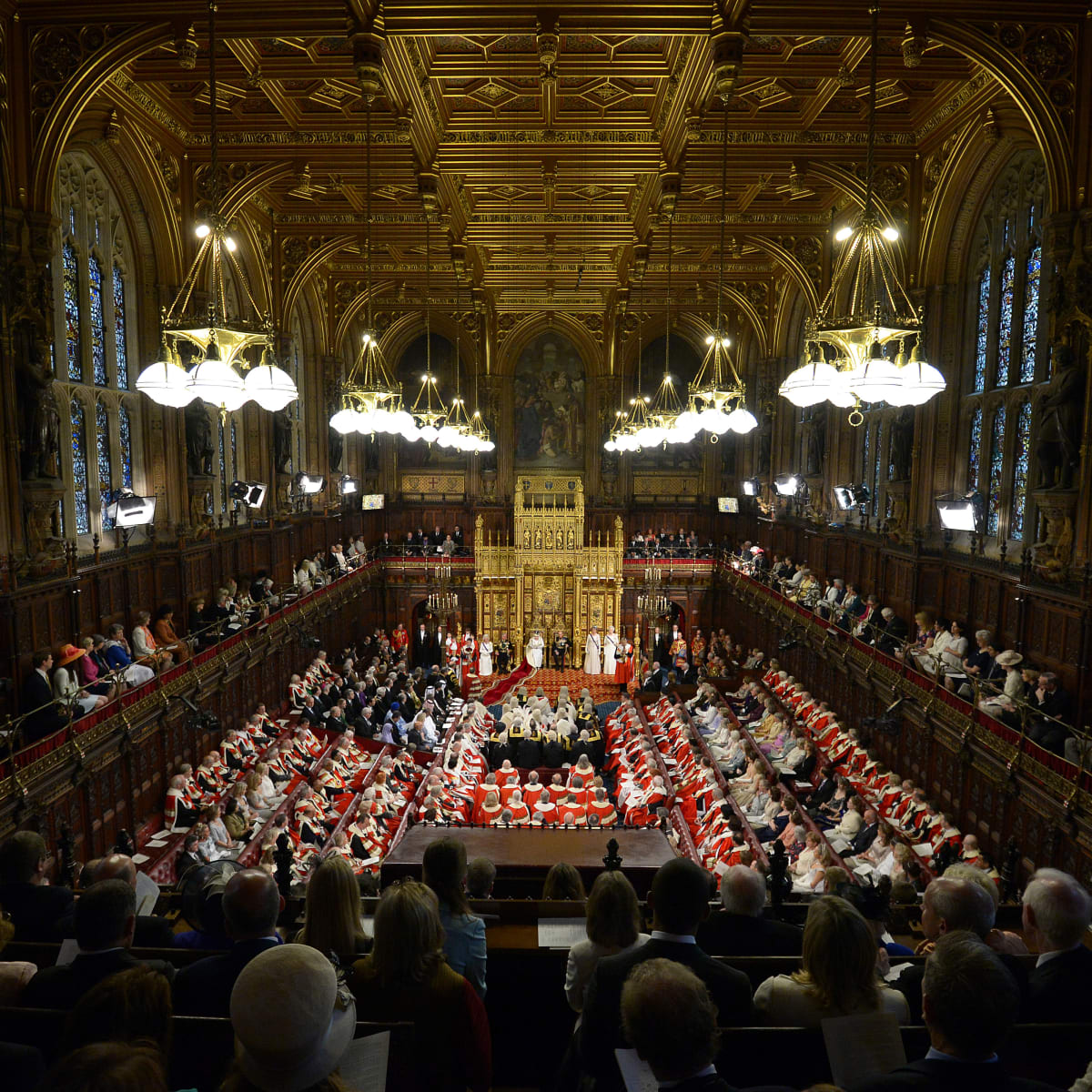 British Parliament - House of Lords & House of Commons - HISTORY