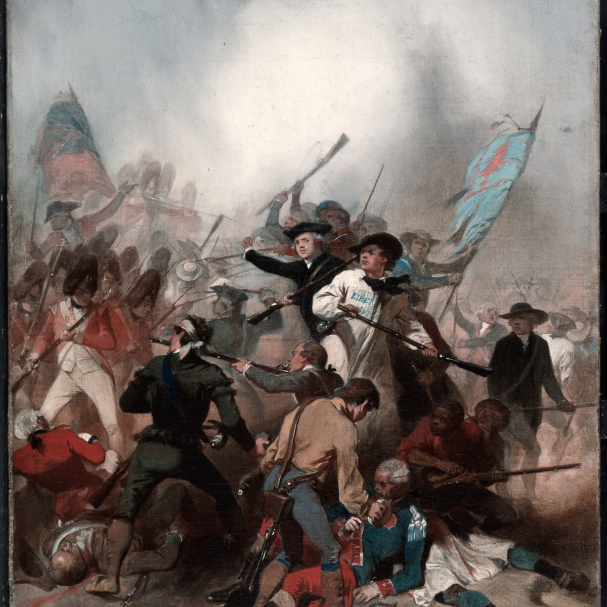 Battle of Bunker Hill - Facts, Definition & Dates - HISTORY