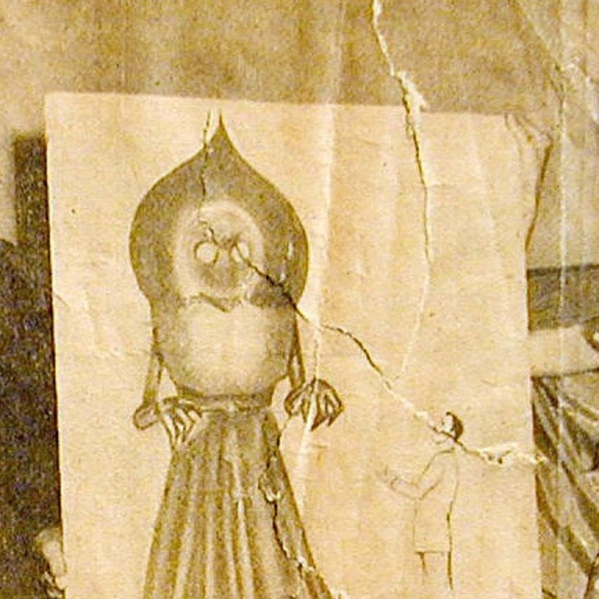 In 1952 The Flatwoods Monster Terrified 6 Kids A Mom A Dog And