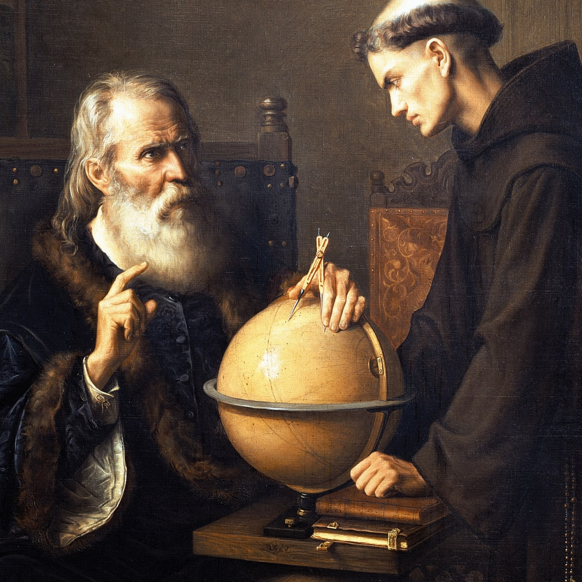 Long-Lost Letter Reveals How Galileo Tried to Trick the Inquisition -  HISTORY